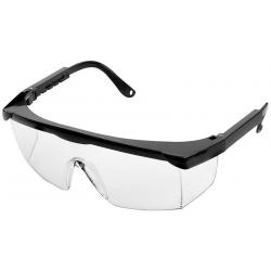 Okulary ochronne bezbarwne
